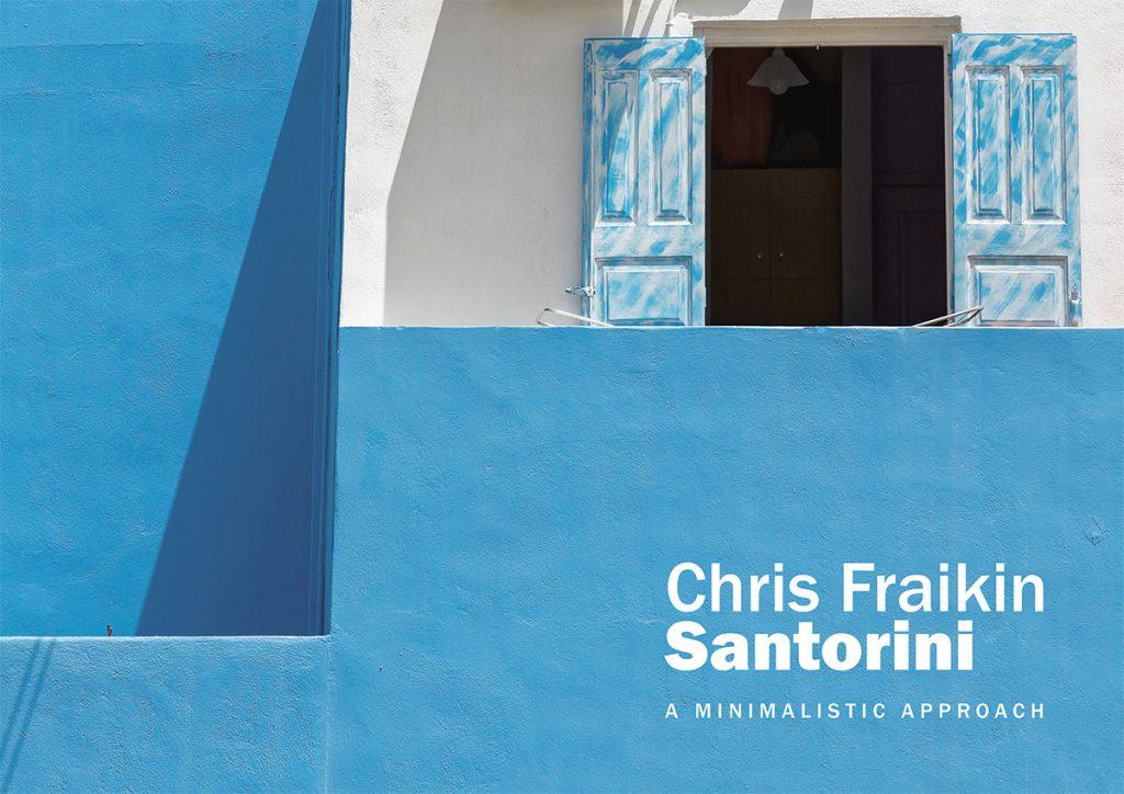 Chris Fraikin - Santorini.indd